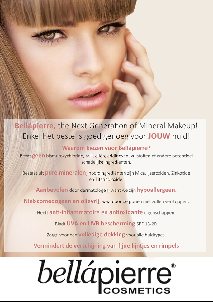 Bellapierre minerale makeup mol
