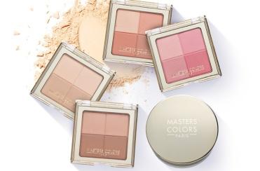 Makeup masters colors 2018