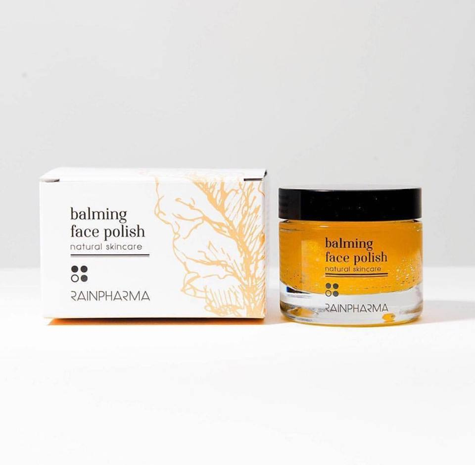 Balming face polish rainpharma mol