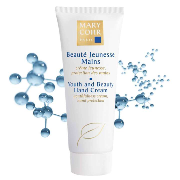 Youth and Beauty Hand Cream €25 Beauté Jeunesse Mains Mary Cohr Mol Geel Meerhout Balen