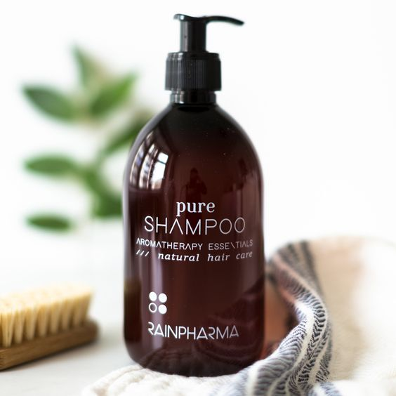 Pure Shampoo rainpharma mol geel balen