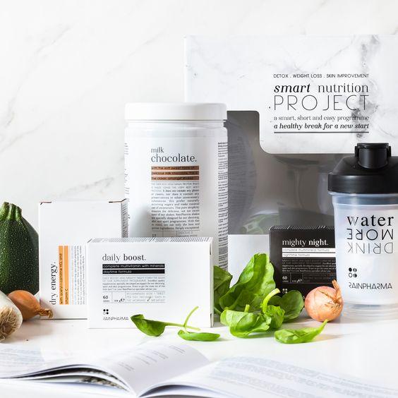 Smart Nutrition project rainpahrma