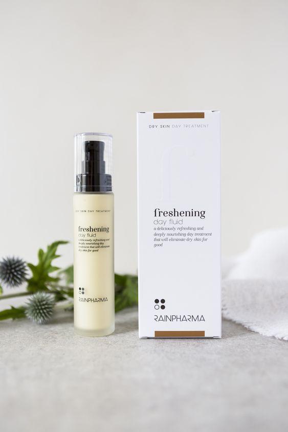 Freshening day fluid Rainpharma Institutuut ils Mol  Nieuw  huidverbetering